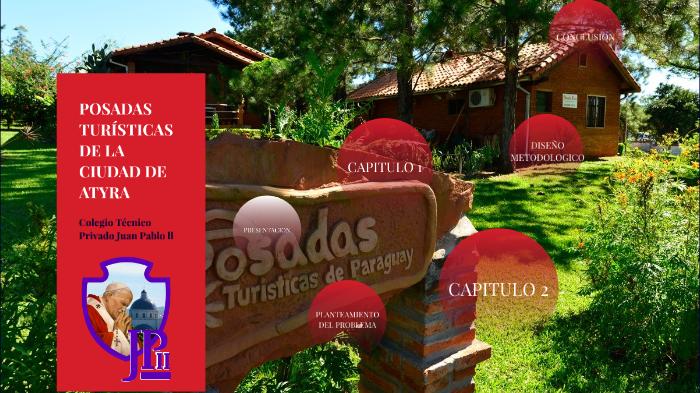Posadas Turísticas De La Ciudad De Atyra By Carlos Monzon