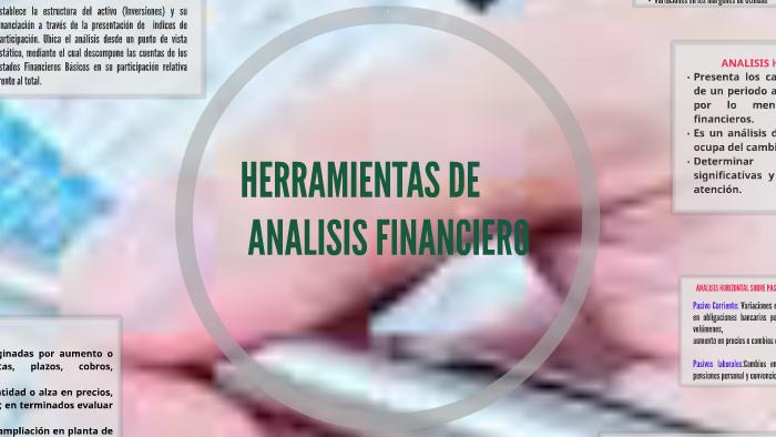 Herramientas De Analisis Financiero By Juan Camilo