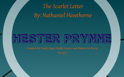 characteristics of hester prynne