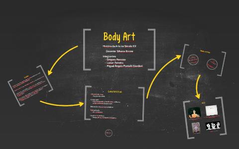 Body Art By Lucian Ferreira On Prezi Next