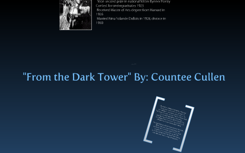 from the dark tower cullen