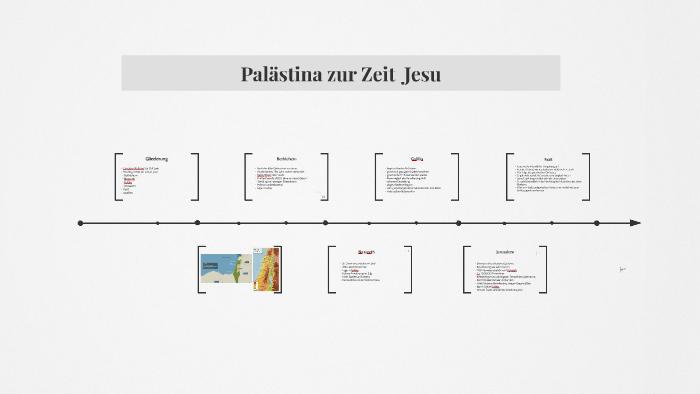 Palästina zur zeit jesu