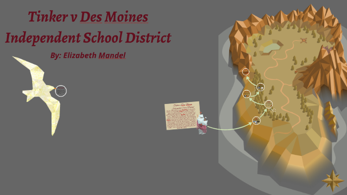 Tinker v Des Moines Case by liz mandel on Prezi