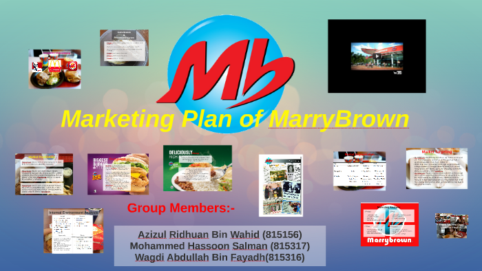 marrybrown maldives menu