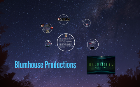 Blumhouse Productions by Mahmuda Begum on Prezi