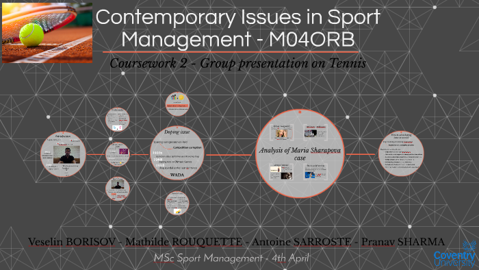sports business issues