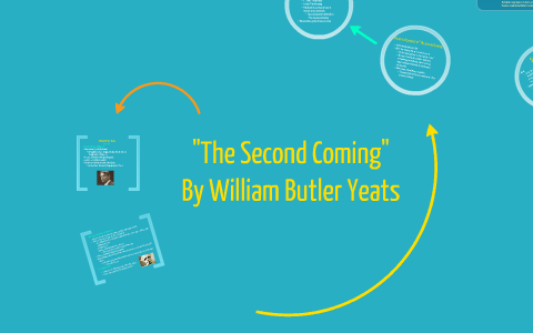 critical analysis of the second coming by wb yeats