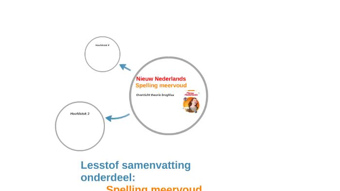 meervoud thesis nederlands