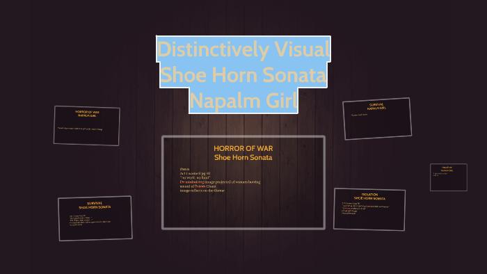 napalm girl analysis