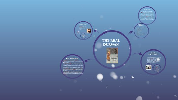 a real durwan summary in hindi