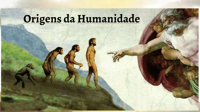 Origens da Humanidade by Sabrina Bonadio