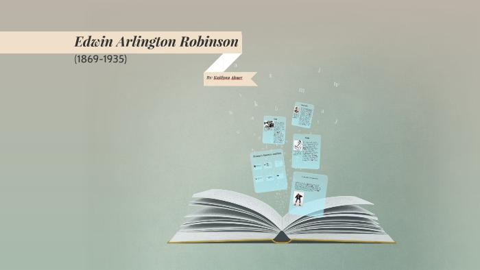 richard cory by edwin arlington robinson