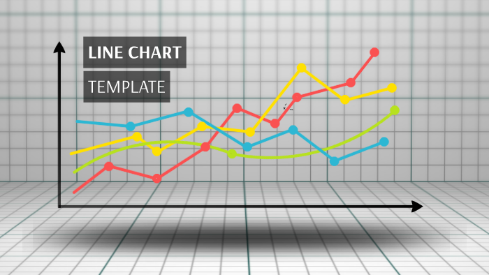 Template Line Chart By Prezi Templates By Prezibase On Prezi