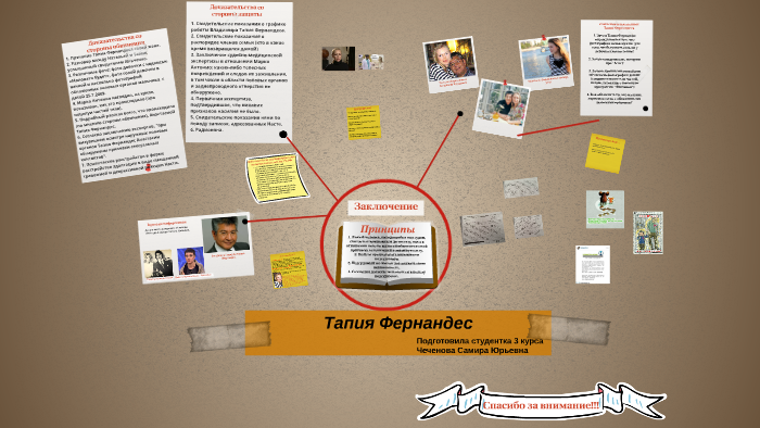 Дело Тапия - Есть еще жертвы   394x700