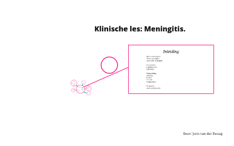 Klinische Les Meningitis By Joris Van Der Zwaag On Prezi