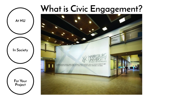 What Is Civic Engagement - Harrisburg University by Aaron Rock on