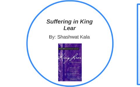 suffering in king lear