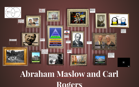 carl rogers and abraham maslow