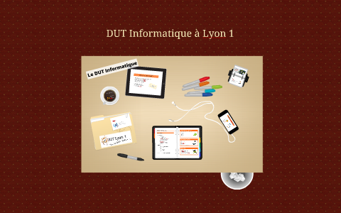 Dut Informatique à Lyon 1 By Ophélie Eouzan On Prezi