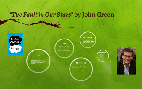 The Fault In Our Stars By John Green By Sabrina Allen On Prezi