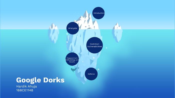 Google Dorks: Analysis, Creation, and new Defences by Hardik