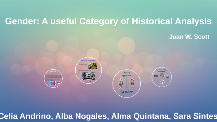 historical category