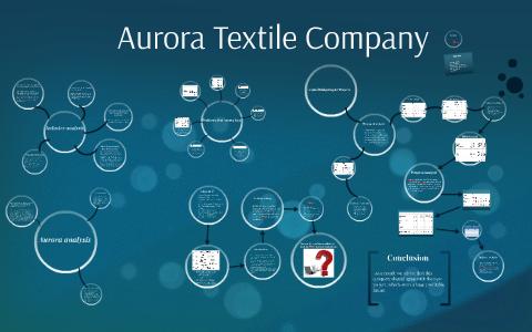 Aurora Textile Company by jin wang on Prezi