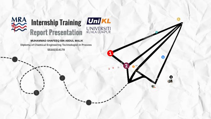 Unikl Internship Report Presentation By Mrsajlast Firekillzproz
