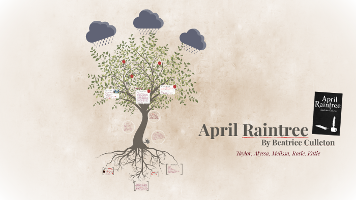 april raintree book review