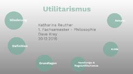 Beispiele Fur Utilitaristische Argumentation 11
