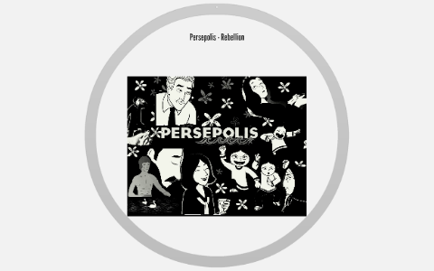 Persepolis And Rebellion By Jas On