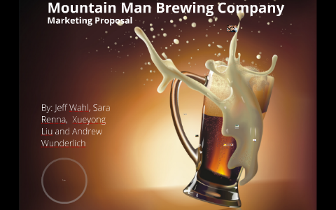 mountain man beer company