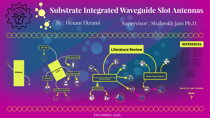 Substrate Integrated Waveguide Slot Antennas by Hesam Ekrami