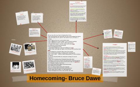 homecoming dawe