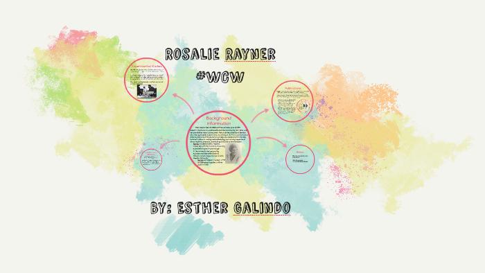 rosalie rayner