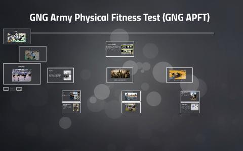 Army Physical Fitness Test by Ajaya Martin on Prezi