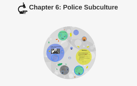 characteristics of police subculture