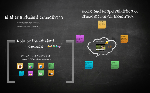 Roles and Responsibilities of Student Council by Rushella Isles on Prezi