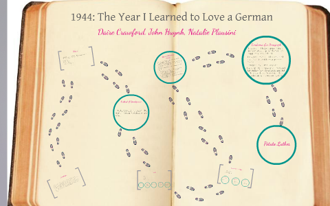1944 the year i learned to love a german