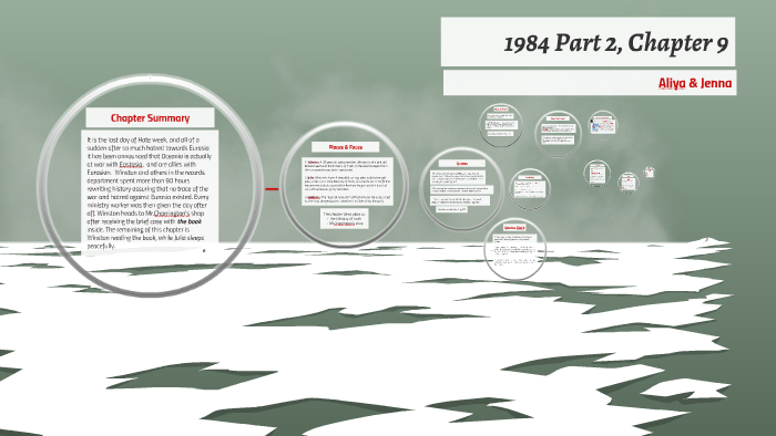 Copy Of 1984 Part 2 Chapter 9 By Michelle Ritchie On Prezi