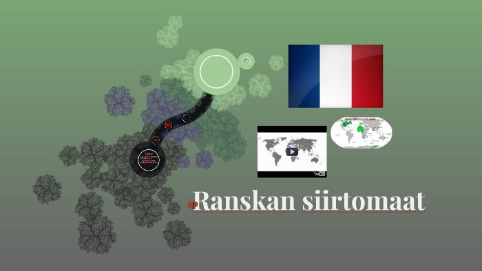 Ranskan Siirtomaat