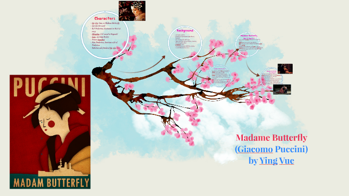 Madame Butterfly by Ying Vue on Prezi