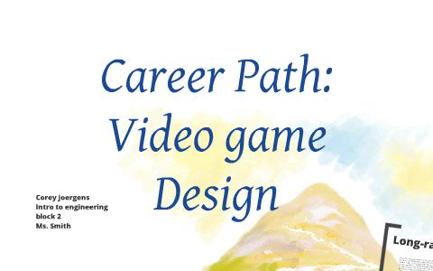 Career Path by Corey Joergens on Prezi
