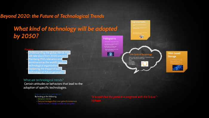 Technology Trends Beyond 2020 Draft by Salah Bazina on Prezi