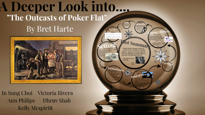 Bret harte the outcasts of poker flat summary. The ...