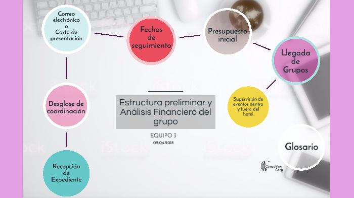 Estructura Preliminar Y Análisis Financiero Del Grupo By
