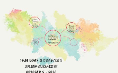 1984 book 3 chapter 6 by julian alexander on Prezi