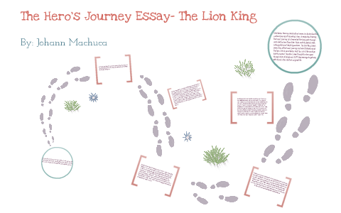 heros journey essay