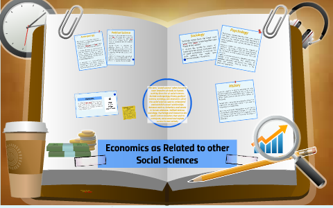 relationship between economics and other social sciences