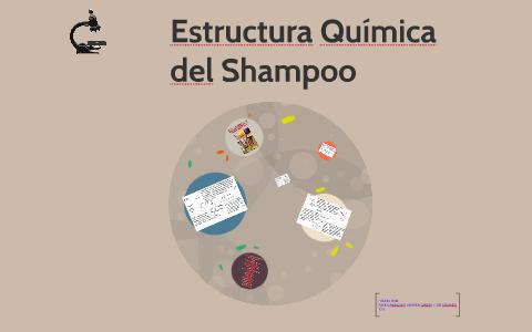 Estructura Quimica Del Shampoo By Andrea Garcia On Prezi